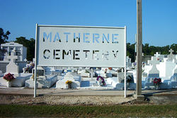 matherne cemetery
