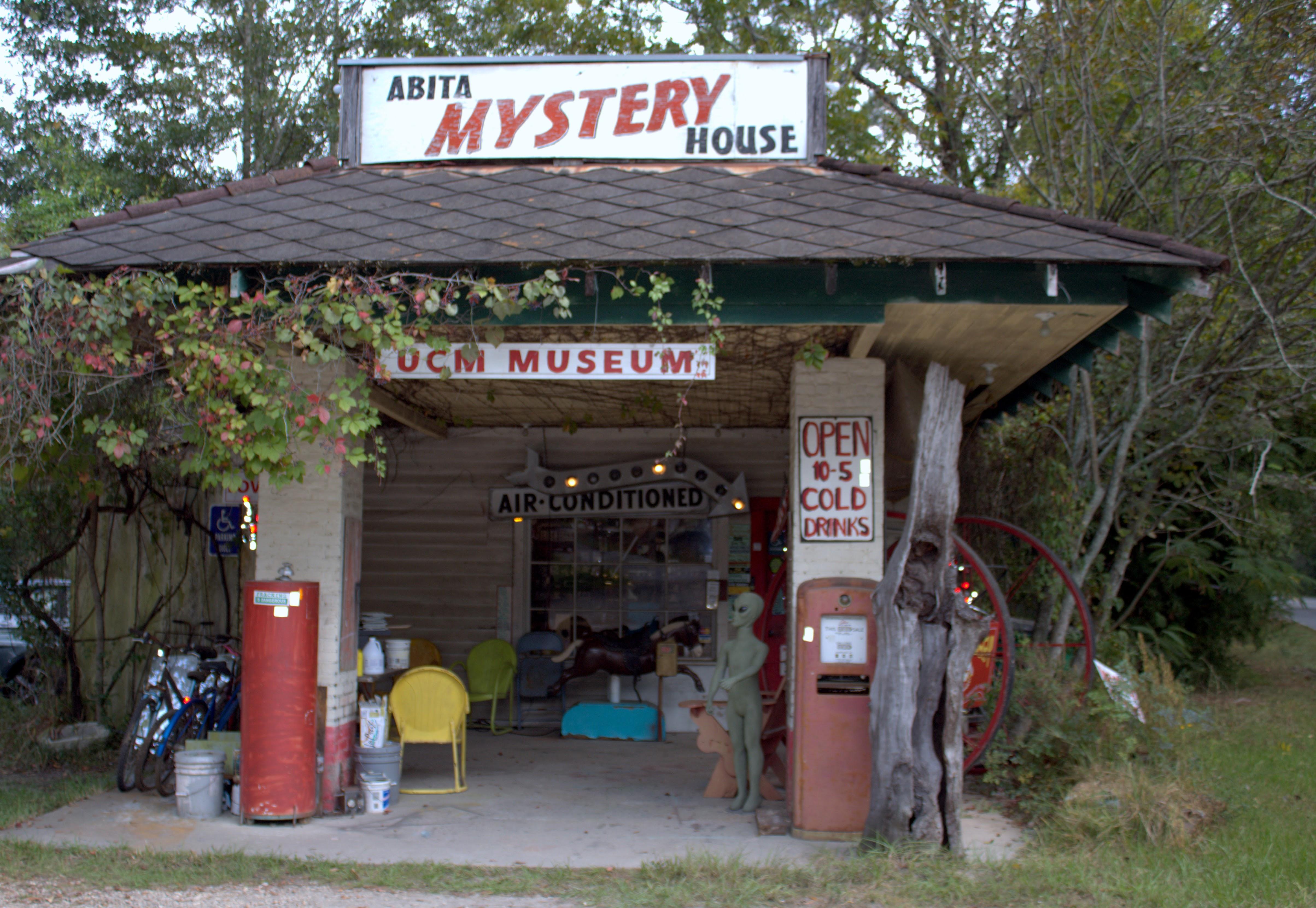 abita mystery house