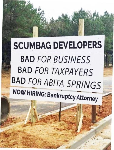 Scumbag developers